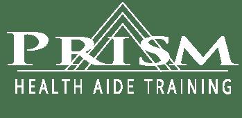 Prism Health Aid Training Logo